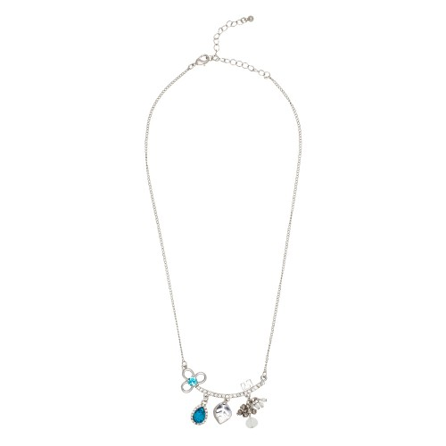 Charmed Life Silver Necklace
