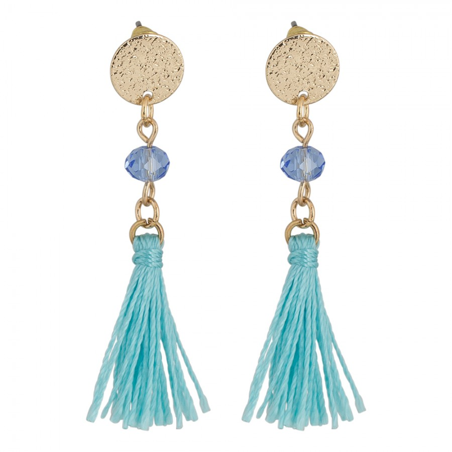 Fringe Fest Drop Earrings
