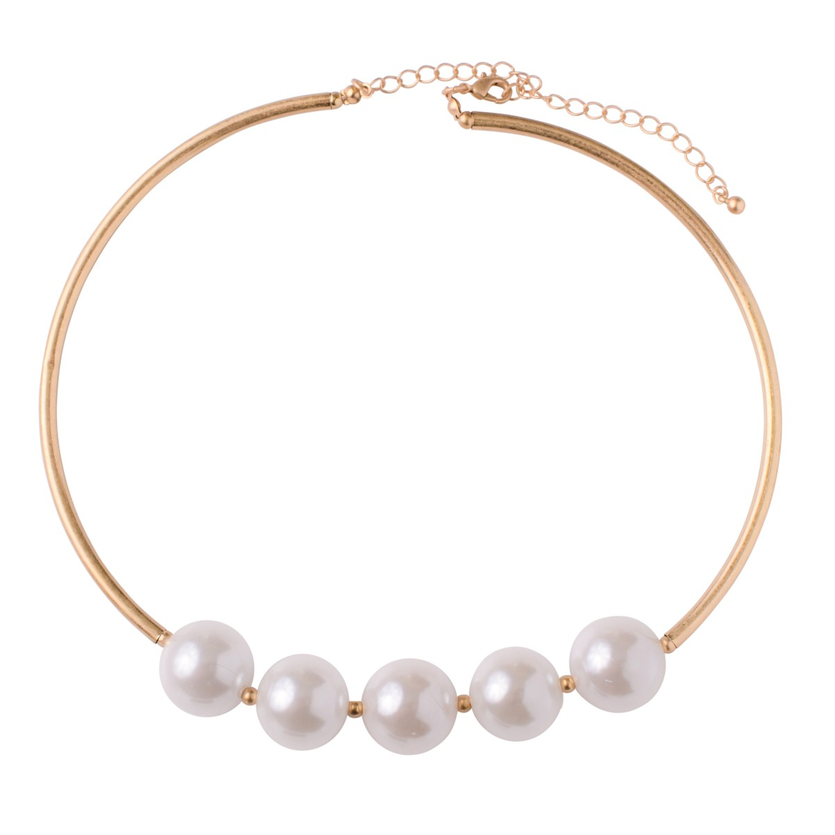 Bubble Pearl Necklace