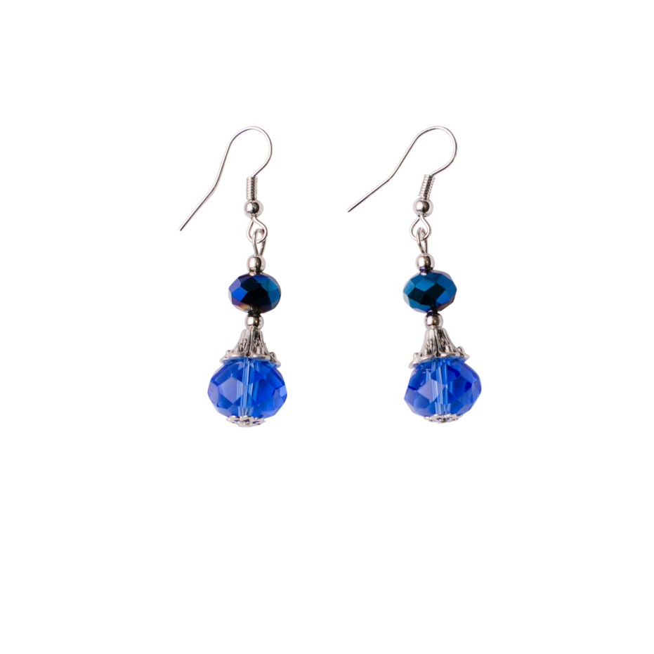 Blue Jazz Earrings