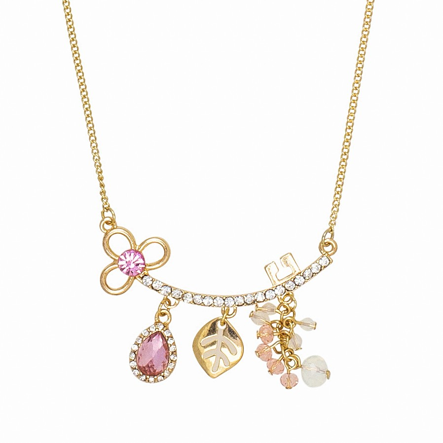 Charmed Life Gold Necklace